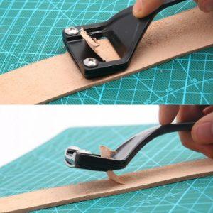 Нож для шерфования кожи